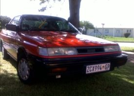 Eliska's Nissan Sentra